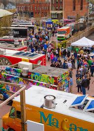 100 Buffalo Food Trucks Truck Tuesdays Return On April 19th Larkin Square
