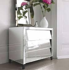 Pier 1 Mirrored Chest by Furniture Charlene 3 Drawers Mirrored Chest Of Drawers For