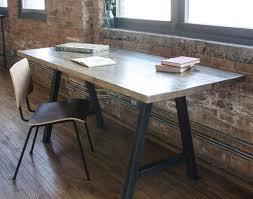 Desk Office Amazing Rustic Desks Simple Rectangular With Wooden Chair Extraordinary Corner Beguile