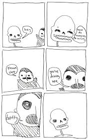 Halloween Jokes For Adults by 21 Punny Skeleton Comics That Will Tickle Your Funny Bone