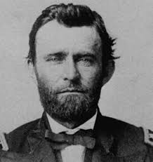 Ulysses S Grant Commander Of The Union Army And 18th President United States Not To Mention Face 50 Dollar Bill