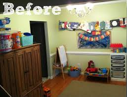 Change Dinning Room To Playroom