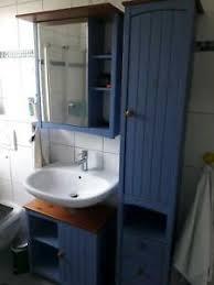 blaue spiegel badezimmer ausstattung und möbel ebay