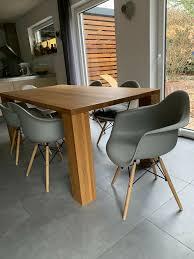 6 design esszimmer stühle