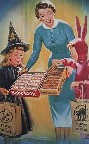 Vintage Ad Archive Halloween Hysteria by Tidbit Tuesday Candy And Trick Or Treating U2013 Why U0027d You Eat That
