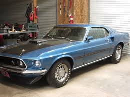 e f 1969 Ford Mustang Is An eBay Steal