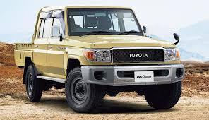 The Love Of Land Cruiser – Toyota Builds NEW Vintage 70 Series For ... 1967 Toyota Land Cruiser For Sale Near San Diego California 921 1964 Fj45 Truck 1974 Rincon Georgia 31326 Pin By Rafael Vrgas On Landcruiserhardtop Pinterest Cruiser Longbed Pickup Pictures Getty Images 1978 Hj45 Long Bed Pickup 1994 Bugout Recoil Fj 2006 Cartype Ebay Find Trend Uncrate Turbo Diesel 2015 In Dubai Youtube