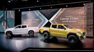 Preview 2018 Mercedes-Benz Pickup Truck On 25th October - Motoraty Mercedesbenz Xclass 2018 Pricing And Spec Confirmed Car News New Xclass Pickup News Specs Prices V6 Car Reveals Pickup Truck Concepts In Stockholm Autotraderca Confirms Its First Truck Magazine 2018mercedesxpiuptruckrear The Fast Lane 2017 By Nissan Youtube First Drive Review Driver Mercedes Revealed Production Form Keys Spotted 300d Spotted Previewing The New Concept Stock Editorial Photo Unveiled Companys