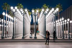 As LACMA grows economy lights up