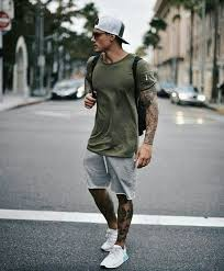 8 Reasons Why Caps Came Back In Style Mens Dress OutfitsMens Summer Fashion
