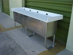 Fish Cleaning Table With Sink Bass Pro by Tuna Tables Fish Cleaning Tables Atlantic Aluminum Marine