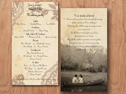 Vintage Wedding Invitation Templates Tjegah 21