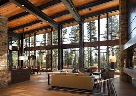 100 Modern Rustic Architecture Home Interior Design Ideas Living Room