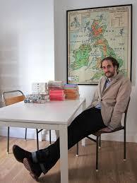 Pearson Desk Copy Return by David Pearson Designer Spitalfields Life