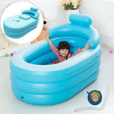 Portable Bathtub For Adults Uk by Inflatable Bath Ebay