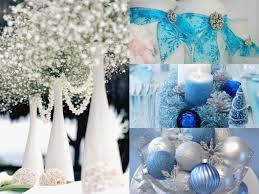 Winter Wedding Decorations Diy Reception Decoration Ideas Party
