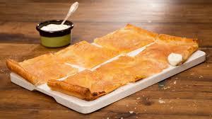 blätterteig tarte mit apfel und birne