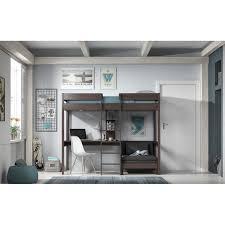 mezzanine avec canapé lit mezzanine avec fauteuil pino taupe