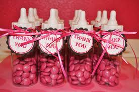 Baby Minnie Mouse Baby Shower Theme by The Autocrat Baby Shower Favors Mini Bottles