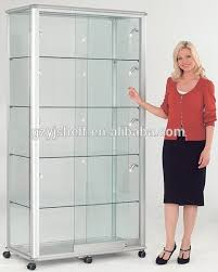 Wall Display Cabinets For Collectiblesboutique Store Fixtures Cabinet Collectibles
