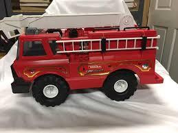 Red Tonka Fire Truck 20