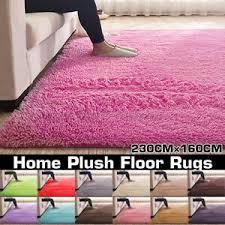 details zu shaggy teppich plüsch rutschfest groß teppiche boden teppich wohnzimmer