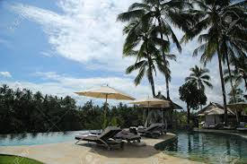 100 Viceroy Bali Resort BALI INDONESIA FEBRUARY 5 2016 The 5star Hotel
