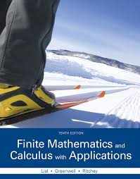 Finite Mathematics And Calculus With Applications 10th Edition
