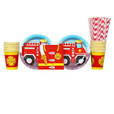 Firefighter Fire Truck Party Pack For 16 Guests: Straws, Plates ... 5alarm Flaming Fire Truck Party Supplies Pack For 16 Guests Straws Firefighter Plates Birthday Theme Packs Fighter Boy In Red Paper Plate Amazoncom 24 Ct Health Personal Care Ideas Trucks Dessert From Birthdayexpresscom Fighter Omv58 Car Number 1935 Fordson Engine Reg Omv 58 24set Firetruck Vehicle Registration Plates Of The United States Wikiwand Fireman Toddler At A Box 2 Flee After Crash With Jersey City Fire Truck Take License