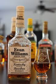 Evan Williams Bottled In Bond Review — Entry Proof