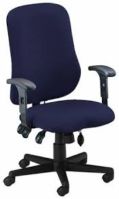 mayline adjustable ergonomic office chair with lumbar