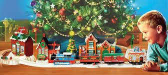 Amazon Thomas The Train TrackMaster Thomas8217 Christmas