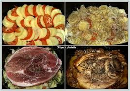 cuisiner la rouelle de porc rouelle de porc aux tomates et p de terre en mijoteuse ou au four