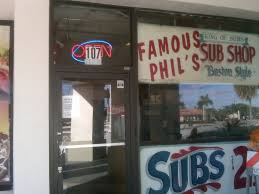 Upper Deck Hallandale Menu by Best Cheese Steak Famous Phil U0027s Sub Shop Food And Drink Best