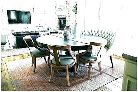 Upholstered Dining Room Bench With Back Surprising Regarding