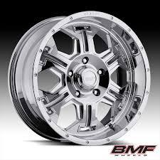 100 Bmf Truck Wheels BMF SERE Chrome 20x9 5150mm BMF463C090515012