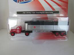 Classic Metal Works - HO Scale 41/46 Chevy Tractor/ Covered Wagon ...