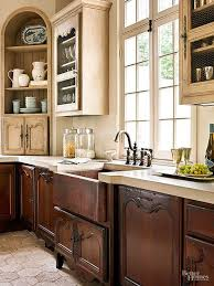 Belle Foret Copper Sink by A Kitchen With French Flair French Kitchens Copper Sinks And