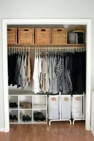 Unique Clothing Storage Small Clothes Closet Organization Best Ideas On 3 35 Creative