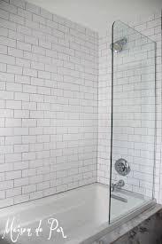 Splash Guard For Bathtub by 87 Best Black And White Tile Patterns For Vintage Bath Images On
