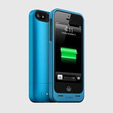 mophie iphone 5 recharegable battery case from RedEnvelope