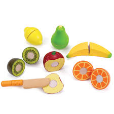 Hape Kitchen Set Uk by Hape Fresh Cutting Fruit 16 99