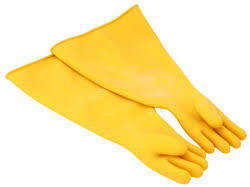 Sandblast Cabinet Glove Flanges by Gloves Syntech Surface Finishing Specialists