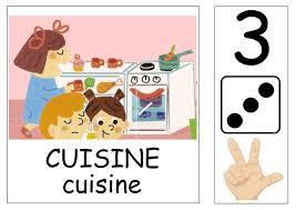 atelier cuisine maternelle les affichettes pour les coins et ateliers maitresse myriam