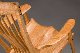 Sam Maloof Rocking Chair Video by Learn How To Build An Elegant Rocking Chair With Scott Morrison
