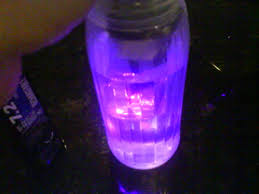 led water purifier 8 steps