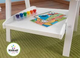 Kidkraft Easel Desk Espresso by Best Easel For Toddler