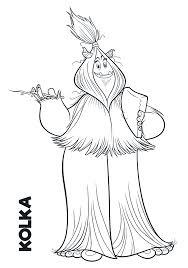Dibujo Para Colorear Del Personaje Mark De Los Minions Zanzous