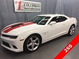 2014 Chevrolet Camaro SS for sale Columbiana OH 6 2L V8 SFI 8