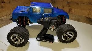 Traxxas E-Maxx Brushless Radio Controlled Truck   EBay The Best Cars For Sale On Ebay Sema Edition Trucks Pinterest Truck Food Ebay 4x4 Truckss Modified 4x4 Daily Turismo 15k Mayan Carpocalypse 1967 Dodge Monster Pickup Traxxas 360341 Bigfoot Remote Control Blue Fordmonstertruck Gallery Jam Grave Digger 24volt Battery Powered Rideon Walmartcom Toys Resource Steve Mcqueens 1941 Chevrolet Pickup Listed On Percentage Of Used For Salt Lake City Provo Ut Watts Automotive